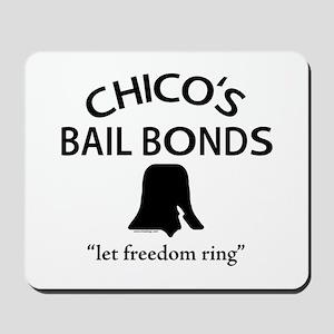 Chico's Bail Bonds Mousepad