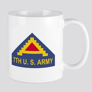 7th Army Spec 4<BR> 15 Ounce Mugs