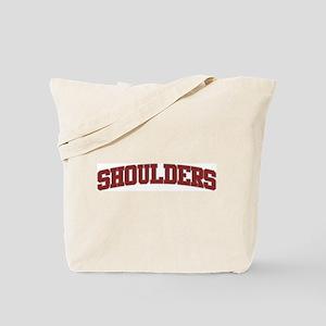 SHOULDERS Design Tote Bag