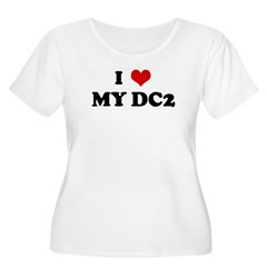 I Love MY DC2 T-Shirt
