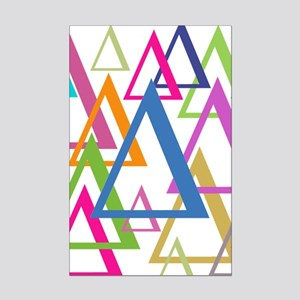 Delta Mini Poster Print