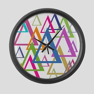 Delta Large Wall Clock