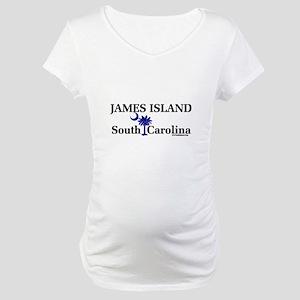 James Island Maternity T-Shirt