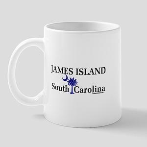 James Island Mug