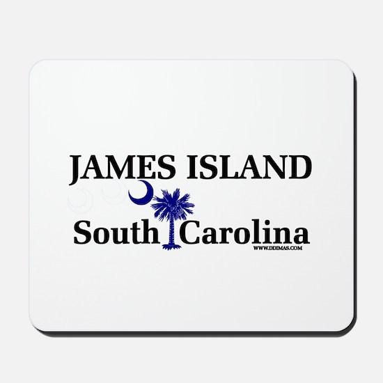 James Island Mousepad