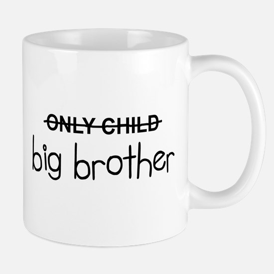 Only Big Brother Mug