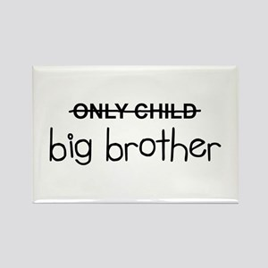 Only Big Bro Rectangle Magnet