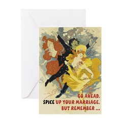 Spice/Spouse - Anniversary Card