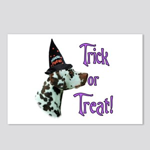 Dalmatian Trick Postcards (Package of 8)