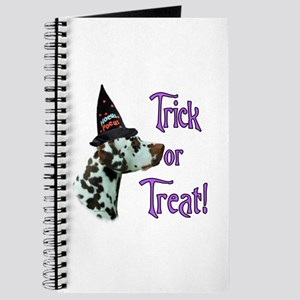 Dalmatian Trick Journal