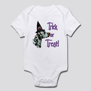 Dalmatian Trick Infant Bodysuit