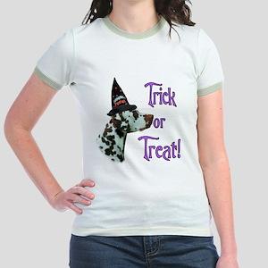 Dalmatian Trick Jr. Ringer T-Shirt