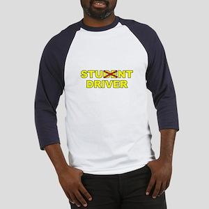 Student Stunt Driver Baseball Jersey