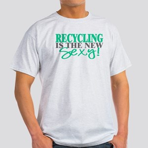 Recycling Is The New Sexy! Light T-Shirt