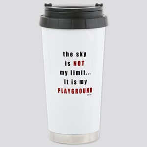 Not My Limit Stainless Steel Travel Mug