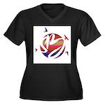 Solar Pixie Journals Plus Size T-Shirt