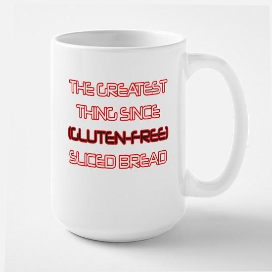 Sliced Bread Large Mug