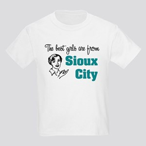 Best Girls Sioux City Kids T-Shirt