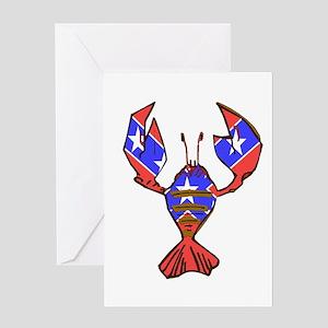 Cajun Redneck Greeting Card