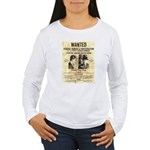 Benny Siegel Women's Long Sleeve T-Shirt