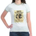 Benny Siegel Jr. Ringer T-Shirt