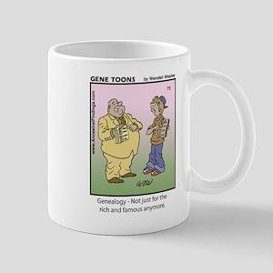 #73 Rich and famous Mug
