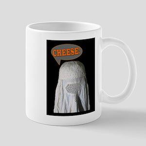 Say Cheese Burqa Photo Mug