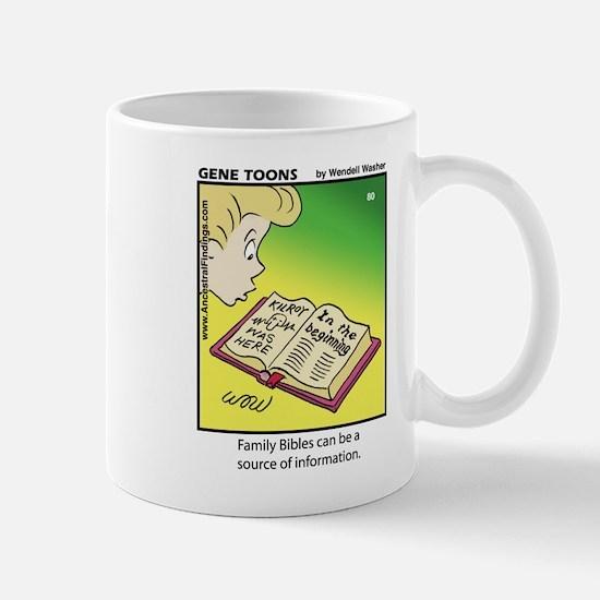#80 Family Bibles Mug
