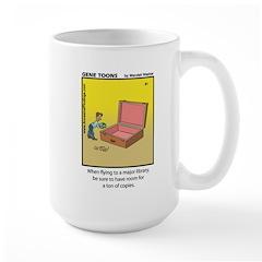 #81 Ton of copies Large Mug