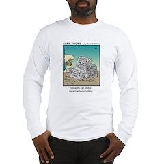 #84 Epitaphs Long Sleeve T-Shirt