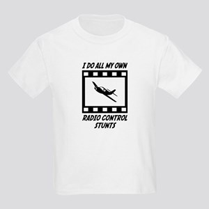 Radio Control Stunts Kids Light T-Shirt