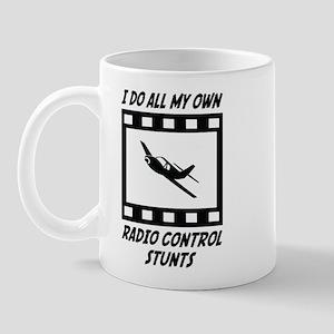 Radio Control Stunts Mug