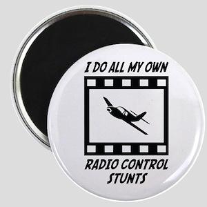 Radio Control Stunts Magnet