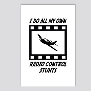 Radio Control Stunts Postcards (Package of 8)