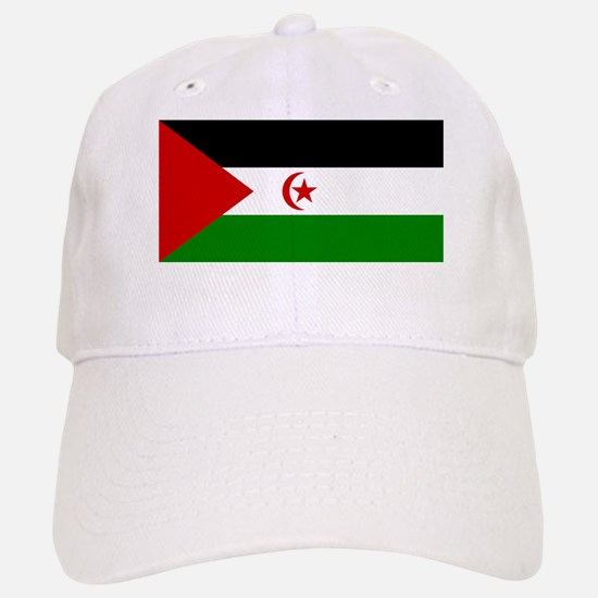 Flag of Western Sahara Cap