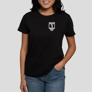Podiatry Stunts Women's Dark T-Shirt