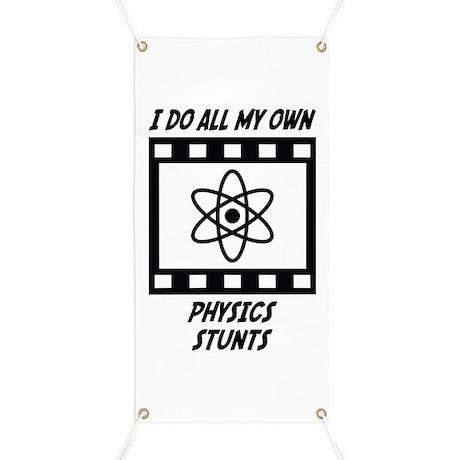 Physics Stunts Banner