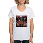 Promotion Women's V-Neck T-Shirt