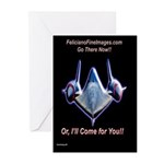 Promotion-Shop Greeting Cards (Pk of 10)