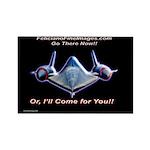 Promotion-Shop Rectangle Magnet (100 pack)