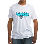 Bingo tagester Fitted T-Shirt