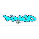 Bingo tagester Bumper Sticker (50 pk)