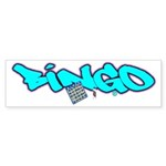 Bingo tagester Bumper Sticker (10 pk)