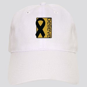 Gold (Believe) Ribbon Cap