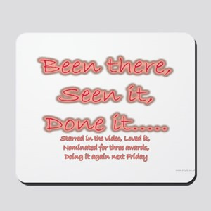 Other Gifts - Loved It Mousepad