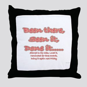 Other Gifts - Loved It Throw Pillow