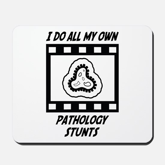 Pathology Stunts Mousepad