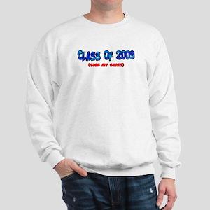 Class of 2009 Blue Sweatshirt
