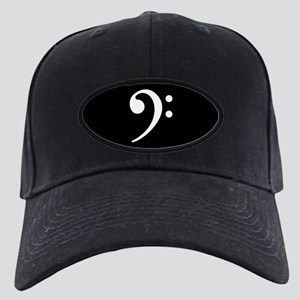 The Low End Blackout Bass Clef Cap
