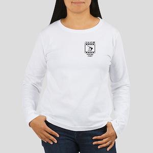 Paintball Stunts Women's Long Sleeve T-Shirt